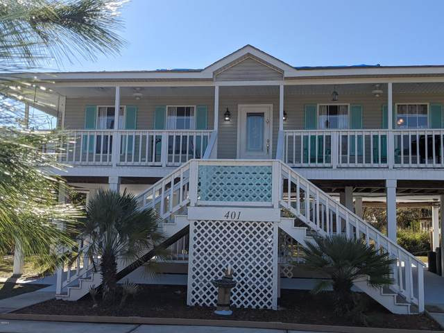 401 Favre St, Waveland, MS 39576 (MLS #368612) :: Coastal Realty Group