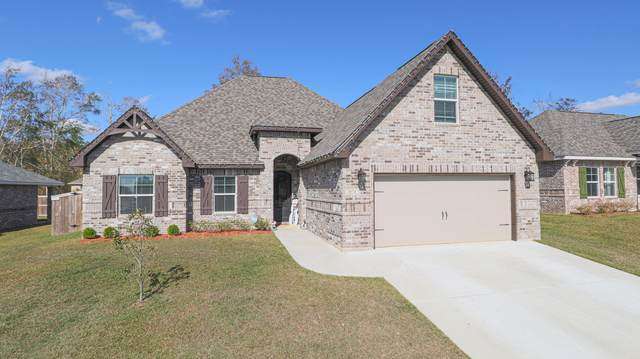 3034 Rue Acadian Gardens, D'iberville, MS 39540 (MLS #368678) :: Exit Southern Realty