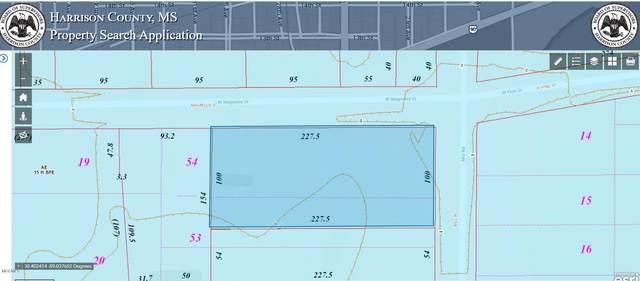 627 Magnolia St, Gulfport, MS 39507 (MLS #368685) :: Coastal Realty Group