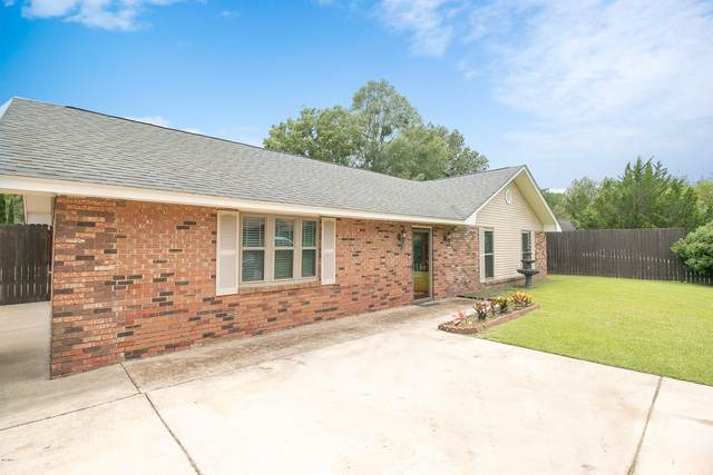 12424 Crestwood Dr, Gulfport, MS 39503 (MLS #368692) :: Berkshire Hathaway HomeServices Shaw Properties