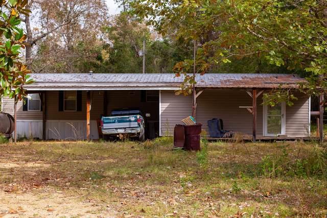 106 Coot Saucier Rd, Perkinston, MS 39573 (MLS #368712) :: Berkshire Hathaway HomeServices Shaw Properties