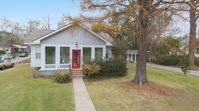 3608 Park Blvd, Gulfport, MS 39501 (MLS #368714) :: Coastal Realty Group