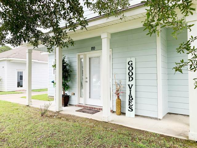 110 Earle Taylor Cir, Ocean Springs, MS 39564 (MLS #368766) :: Keller Williams MS Gulf Coast