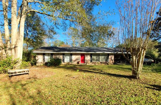 214 Rayburn Rd, Carriere, MS 39426 (MLS #368785) :: Berkshire Hathaway HomeServices Shaw Properties
