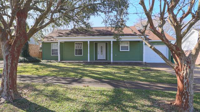 919 Mary Ruth Dr, Gulfport, MS 39507 (MLS #368791) :: The Sherman Group