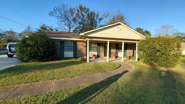 2501 Englewood Rd, Ocean Springs, MS 39564 (MLS #368794) :: Coastal Realty Group