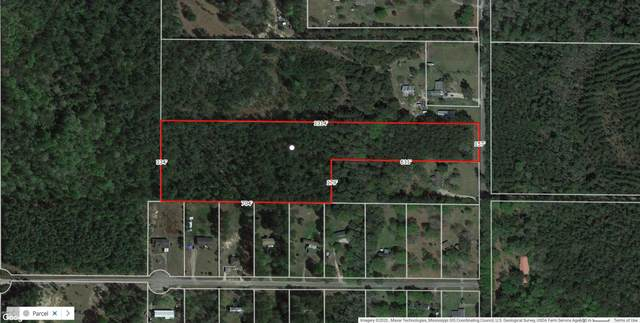 0 Borzik Rd, Saucier, MS 39574 (MLS #368825) :: Exit Southern Realty