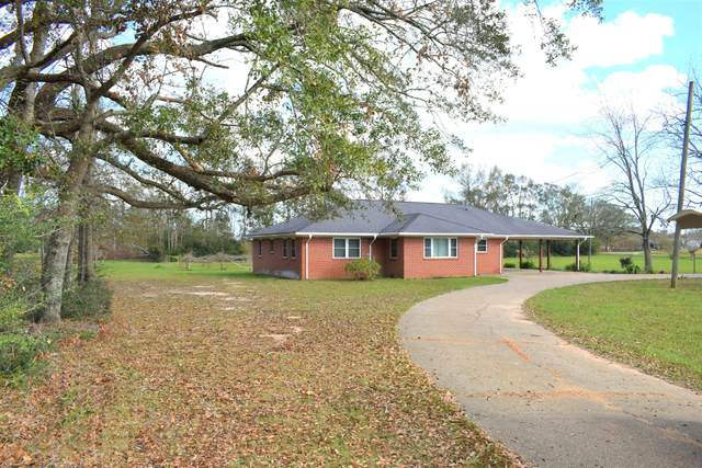 290 Weeks Rd, Lucedale, MS 39452 (MLS #368844) :: Exit Southern Realty