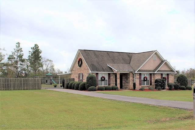 126 Pete Pitts Ln, Lucedale, MS 39452 (MLS #368848) :: Coastal Realty Group