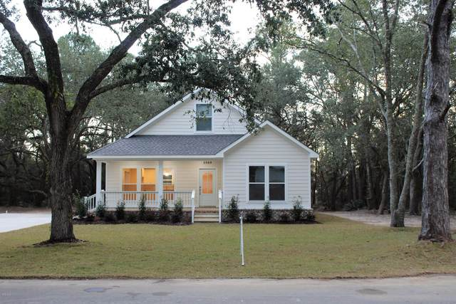8809 Neptune Ave, Ocean Springs, MS 39564 (MLS #368852) :: Coastal Realty Group