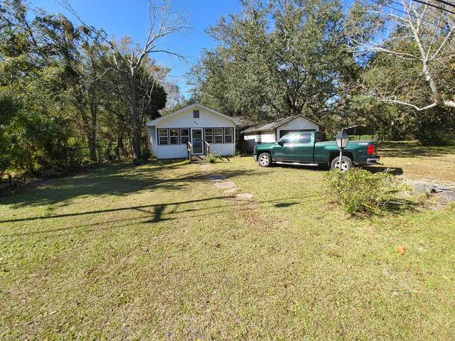 907 22nd St, Pascagoula, MS 39581 (MLS #368853) :: Coastal Realty Group