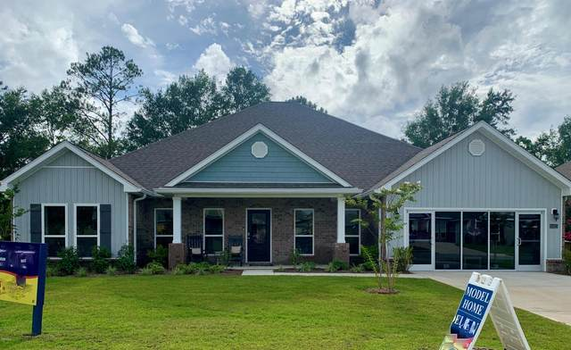 10423 Autumn Dr, Gulfport, MS 39503 (MLS #368869) :: Berkshire Hathaway HomeServices Shaw Properties