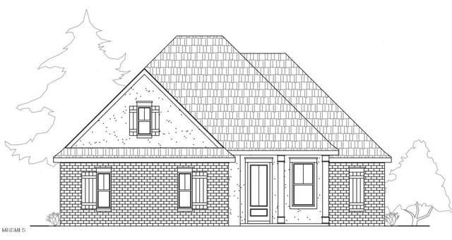Lot 33 Plantation Oaks, Old Mossy Trl, Gulfport, MS 39503 (MLS #368887) :: Berkshire Hathaway HomeServices Shaw Properties