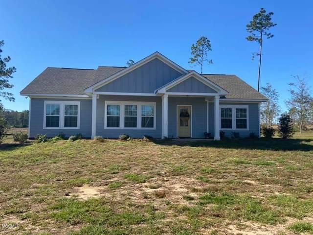 113 Albert Davis Rd, Lucedale, MS 39452 (MLS #368888) :: Berkshire Hathaway HomeServices Shaw Properties
