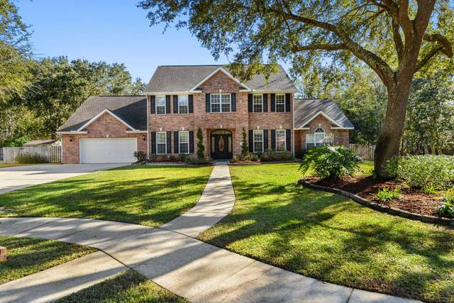 4006 Lacroux Ct, Ocean Springs, MS 39564 (MLS #368904) :: The Demoran Group of Keller Williams