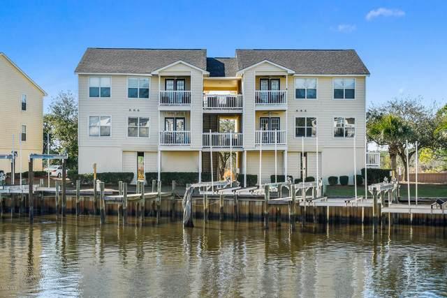 2421 Beachview Dr E01 Slip #36, Ocean Springs, MS 39564 (MLS #368926) :: The Demoran Group of Keller Williams