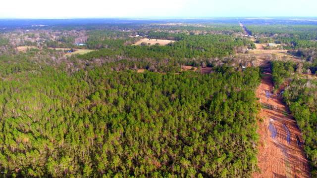 40 Acres Off Runnymede Road, Pass Christian, MS 39571 (MLS #369071) :: Berkshire Hathaway HomeServices Shaw Properties