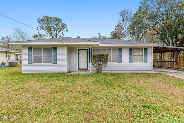 206 Audrey Cir, Ocean Springs, MS 39564 (MLS #369455) :: Berkshire Hathaway HomeServices Shaw Properties