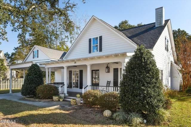 26 Le Petit Cv, Long Beach, MS 39560 (MLS #369463) :: Berkshire Hathaway HomeServices Shaw Properties