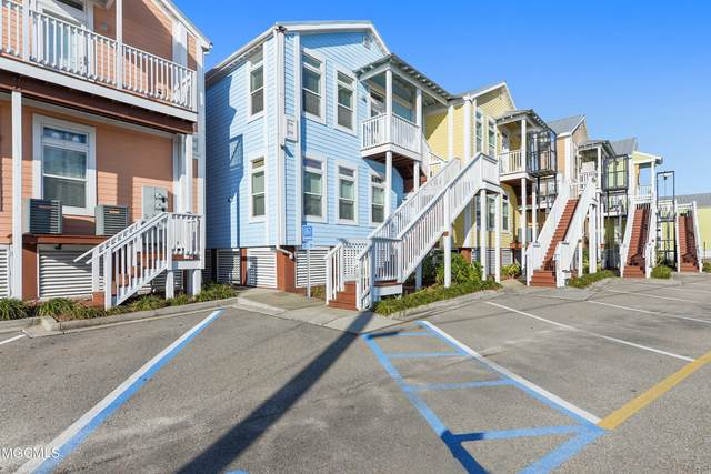 1515 E Beach Blvd #204, Pass Christian, MS 39571 (MLS #369570) :: Berkshire Hathaway HomeServices Shaw Properties