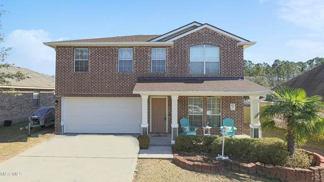 10335 Huntleigh Dr, Gulfport, MS 39503 (MLS #369696) :: The Sherman Group