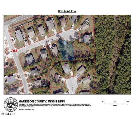 806 Red Fox Rd, Pass Christian, MS 39571 (MLS #369724) :: Dunbar Real Estate Inc.