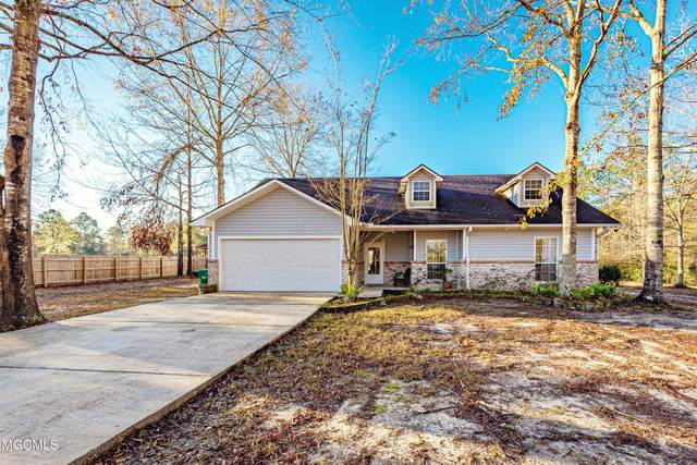 17401 Spring Lake West Dr, Vancleave, MS 39565 (MLS #369832) :: The Sherman Group