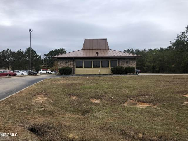 551 Frontage Rd, Wiggins, MS 39577 (MLS #369954) :: The Sherman Group
