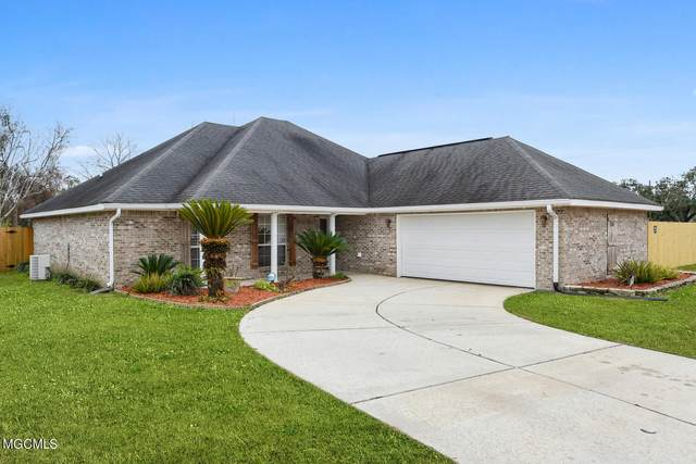 524 Hickory Dr, Long Beach, MS 39560 (MLS #369955) :: The Sherman Group