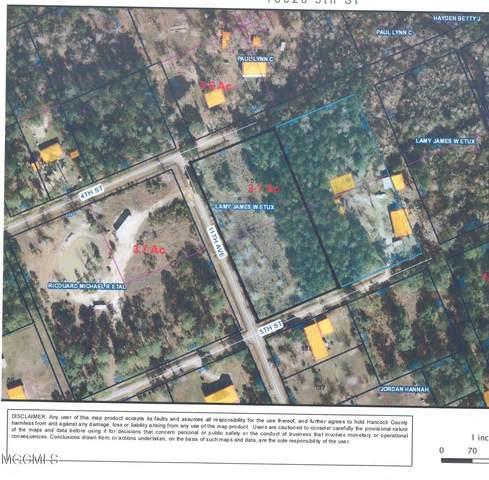 16028 5th St, Pearlington, MS 39572 (MLS #370017) :: Dunbar Real Estate Inc.