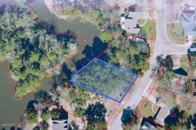 11205 Creek Dr, Gulfport, MS 39503 (MLS #370022) :: Keller Williams MS Gulf Coast
