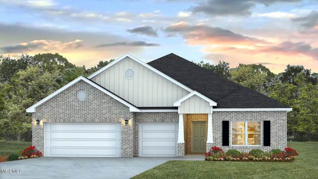 5036 Sand Dollar Dr, Long Beach, MS 39560 (MLS #370048) :: Berkshire Hathaway HomeServices Shaw Properties