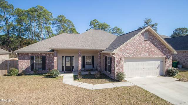 124 Brackish Pl, Ocean Springs, MS 39564 (MLS #370071) :: Berkshire Hathaway HomeServices Shaw Properties