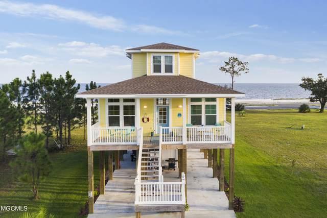 4 Sea View Cir, Long Beach, MS 39560 (MLS #370079) :: Berkshire Hathaway HomeServices Shaw Properties