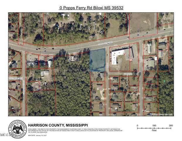 0 Popps Ferry Rd, Biloxi, MS 39532 (MLS #370175) :: Berkshire Hathaway HomeServices Shaw Properties