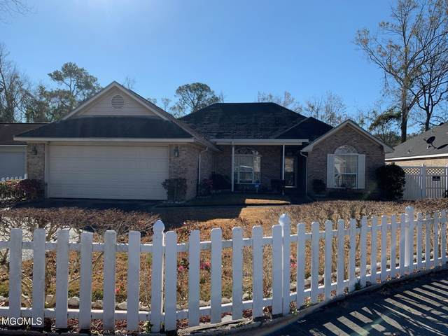 4027 Southern Oaks Dr, Gulfport, MS 39507 (MLS #370195) :: The Sherman Group