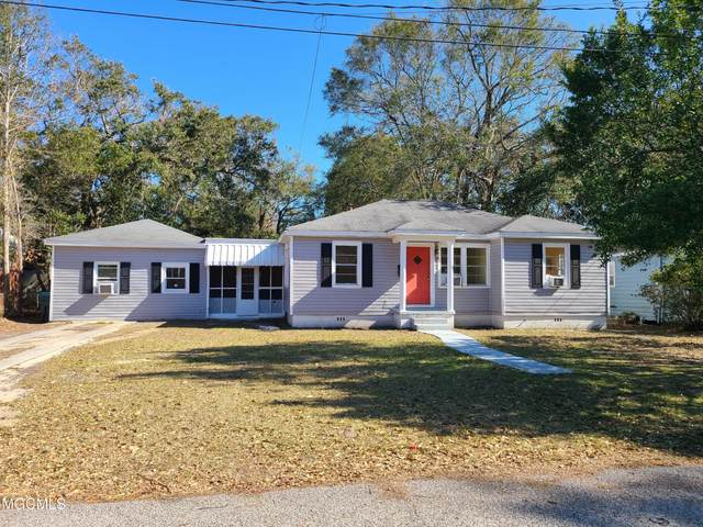 2608 Joan Ave, Gulfport, MS 39501 (MLS #370198) :: Berkshire Hathaway HomeServices Shaw Properties