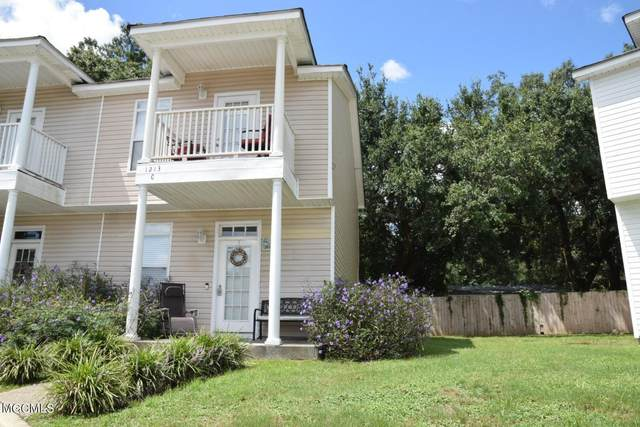 1213 Century Oaks Dr C, Gulfport, MS 39507 (MLS #370205) :: Berkshire Hathaway HomeServices Shaw Properties