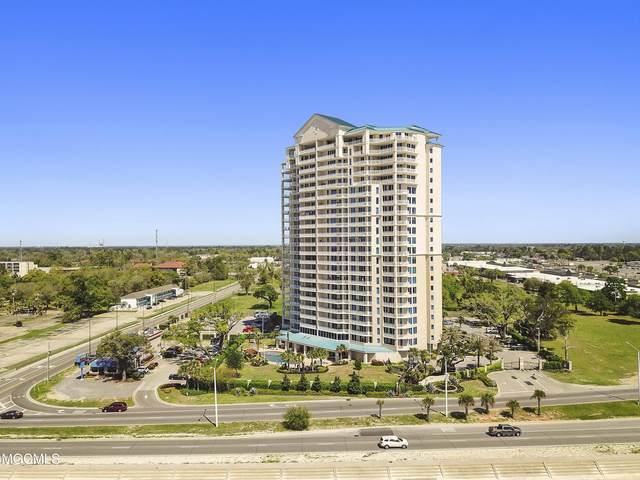 2668 Beach Blvd #606, Biloxi, MS 39531 (MLS #370206) :: Berkshire Hathaway HomeServices Shaw Properties