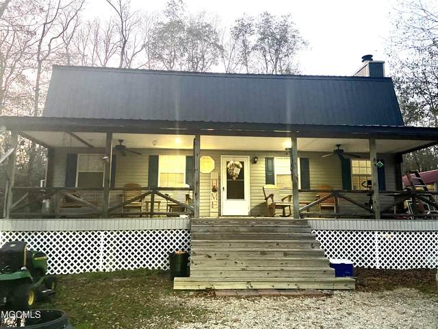 26255 Creek Cv, Perkinston, MS 39573 (MLS #370212) :: Berkshire Hathaway HomeServices Shaw Properties