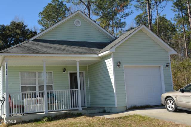 11517 Acorn Dr, Gulfport, MS 39503 (MLS #370221) :: Berkshire Hathaway HomeServices Shaw Properties