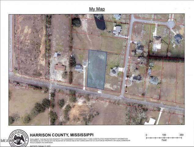 Lot 6 Hwy 53, Gulfport, MS 39503 (MLS #370295) :: Dunbar Real Estate Inc.