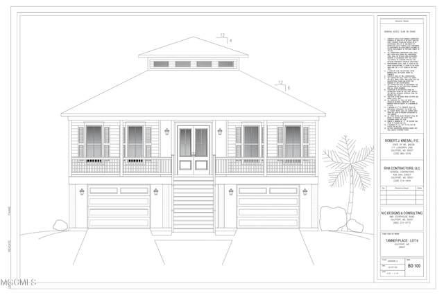 319 Tanner Pl, Gulfport, MS 39507 (MLS #370320) :: Biloxi Coastal Homes
