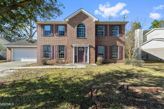 13 Lakeview Dr, Ocean Springs, MS 39564 (MLS #370344) :: The Sherman Group