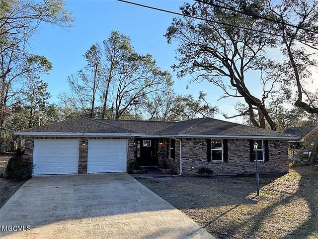 2121 Ames St, Biloxi, MS 39531 (MLS #370380) :: Coastal Realty Group