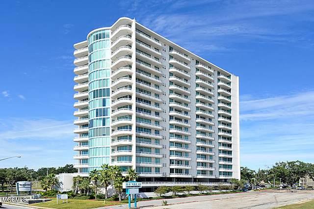 2060 Beach Blvd #1102, Biloxi, MS 39531 (MLS #370392) :: Coastal Realty Group