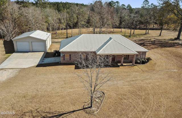 74 Sweetbay Rd, Poplarville, MS 39470 (MLS #370425) :: Berkshire Hathaway HomeServices Shaw Properties