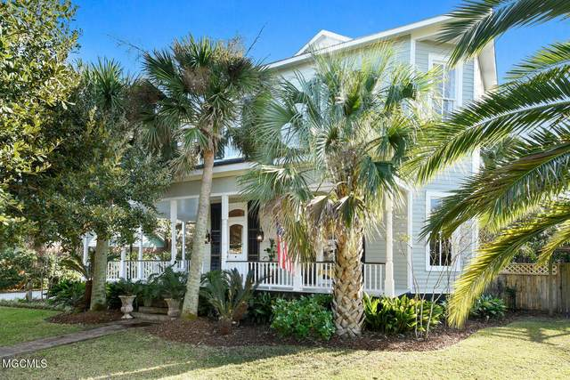 410 Carroll Ave, Bay St. Louis, MS 39520 (MLS #370432) :: Berkshire Hathaway HomeServices Shaw Properties