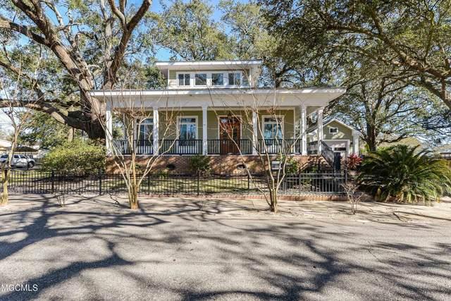 1551 Wilkes Ave, Biloxi, MS 39530 (MLS #370460) :: Coastal Realty Group