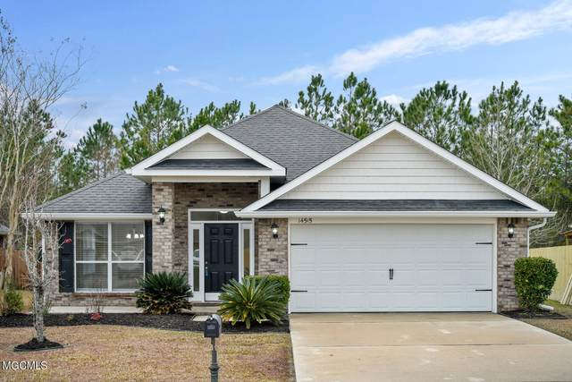 14515 Canal Crossing Blvd, Gulfport, MS 39503 (MLS #370464) :: Coastal Realty Group